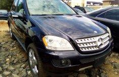 Mercedes Benz ML350 Black Tokunbo in Lagos