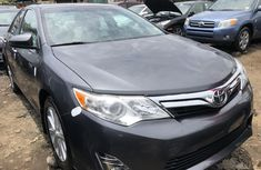 Foreign Used Toyota Camry Gray 2014 Sedan for Sale