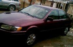 Nigeria Used Toyota Camry 199 Model Brown Sedan for Sale