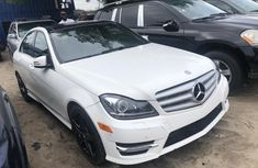 Mercedes Benz C300 2012 Foreign Used 2012 White Sedan