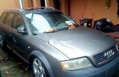Nigerian Used Audi A6 2002