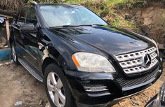 Very Clean Foreign used Mercedes-Benz ML350 2010