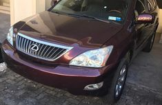 Foreign Used Lexus RX 350 2008 Brown