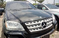 Tokunbo Mercedes-Benz ML350 2006 Model Black