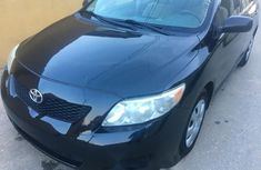 Foreign Used Toyota Corolla 2009 for sale