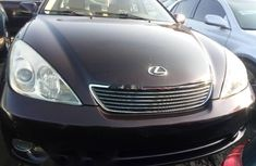 Tokunbo Lexus ES 2005 Model Black