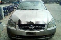 Clean Nigerian used Nissan Altima 2005