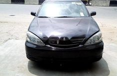 Nigerian Used 2004 Toyota Camry for sale