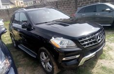 Very Clean Foreign used 2015 Mercedes-Benz ML350