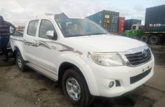 Foreign Used 2015 Toyota Hilux Automatic