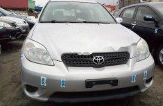 Foreign Used Toyota Matrix 2005 Petrol