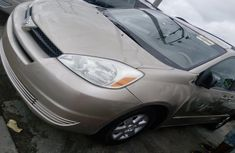 Foreign Used 2005 Toyota Sienna for sale in Lagos