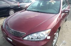 Foreign Used 2006 Toyota Camry Automatic