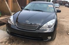 Foreign Used Lexus ES 2006 Model Blue