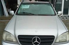 Nigerian Used Mercedes-Benz ML 320 2003 Automatic