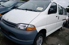 Foreign Used 2002 Toyota HiAce Petrol