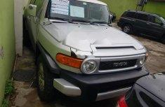 Nigeria Used Toyota FJ CRUISER 2007 Model Grey