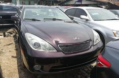 Foreign Used Lexus ES 2006 Model