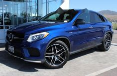 Extremely Neat Foreign used 2017 Mercedes-Benz GLE