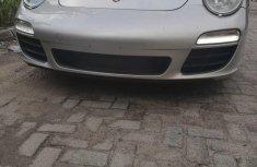 Tokunbo Porsche Carrera 2009 Model Silver