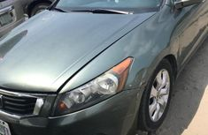 Nigeria Used Honda Accord 2010 Model green