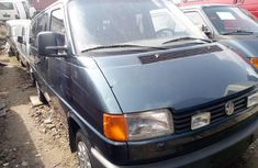 Tokunbo Volkswagen Transporter 2003 Model Grey