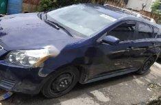 Foreign Used  Pontiac Vibe 2009 Model Blue