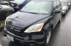 Nigeria Used Honda CR-V 2008 Model Black