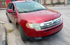 Clean Foreign used Ford Edge 2009