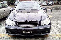 Very Clean Nigerian used 2007 Mercedes-Benz C350