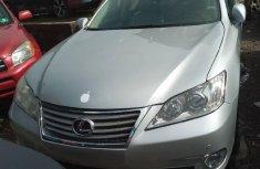 Tokunbo Lexus ES 20111 Model Silver