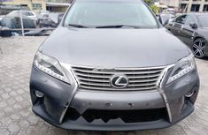 Nigeria Used  Lexus RX 2013 Model Grey
