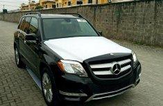 Tokunbo Mercedes-Benz GLK 2013 Model Black