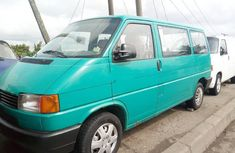 Foreign Used 2000 Volkswagen Transporter Petrol