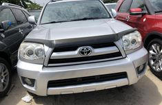 2008 Toyota 4Runner Foreign Used Silver for Sale