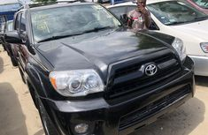 2008 Toyota 4Runner Foreign Used Black for Sale