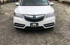 Tokunbo Acura MDX 2014 Model White
