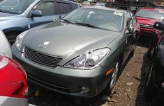 Very Clean Foreign used 2006 Lexus ES