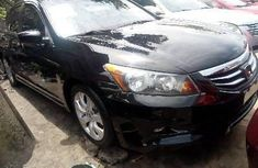 Tokunbo Honda Accord 2008 Model Black