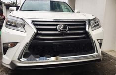 Tokunbo Lexus GX 2018 Model White