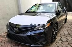 Foreign Used Toyota Camry 2019