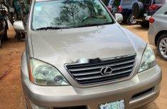 Nigeria Used Lexus GX 2006 Petrol Automatic Gold