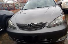 Foreign Used Toyota Camry 2002 Model Grey