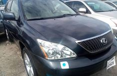 Foreign Used 2005 Lexus RX Petrol