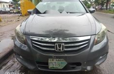 Nigerian Used 2008 Honda Accord Petrol