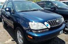 Foreign Used 2003 Lexus RX Petrol