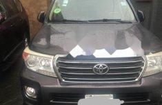 Nigeria Used Toyota Land Cruiser 2013 Model Grey