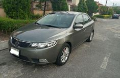 Nigeria Used Kia Cerato 2012 Model Grey