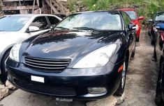 Tokunbo Lexus ES 2003 Model Blue