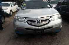 Tokunbo Acura MDX Automatic 2009 Model Silver